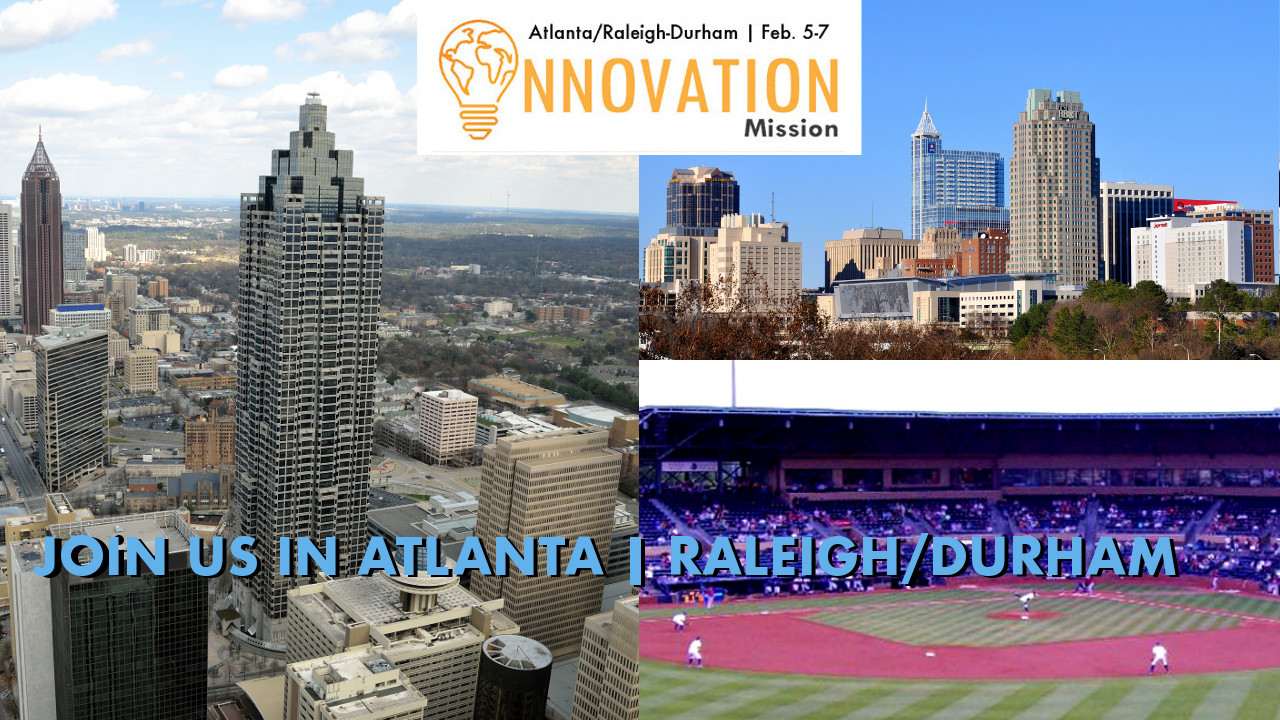 5 things you 39 ll learn on the atlanta raleigh innovation for Innovation consulting atlanta