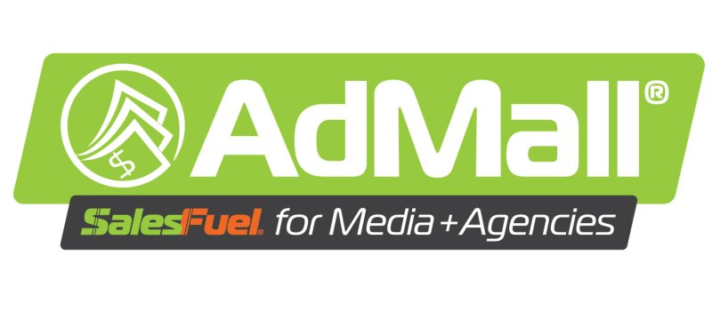 Logo for AdMall, Powered by SalesFuel