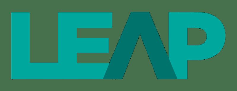 Logo for LEAP