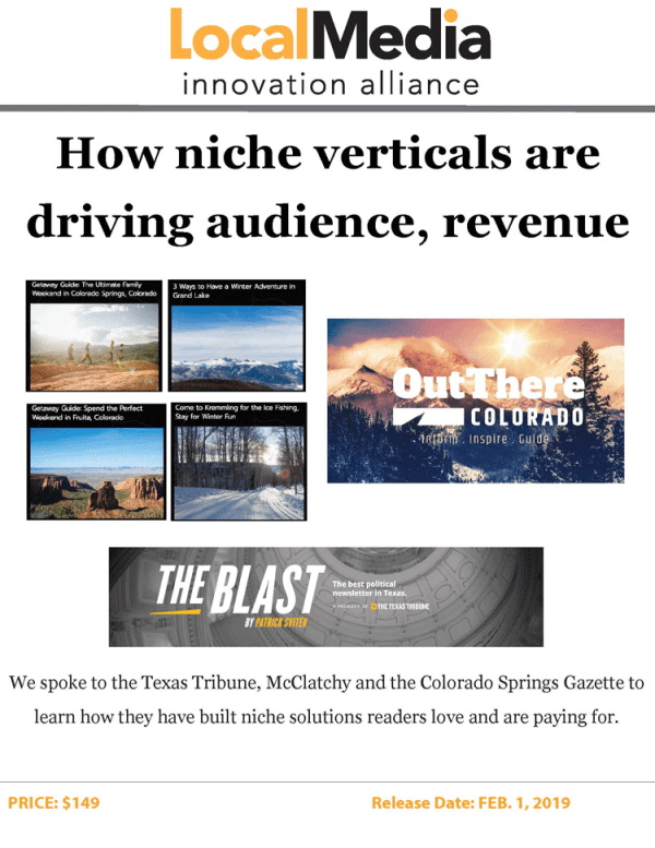 How Niche Verticals are Driving Audience and Revenue