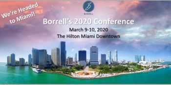 Borrell Miami 2020 Conference