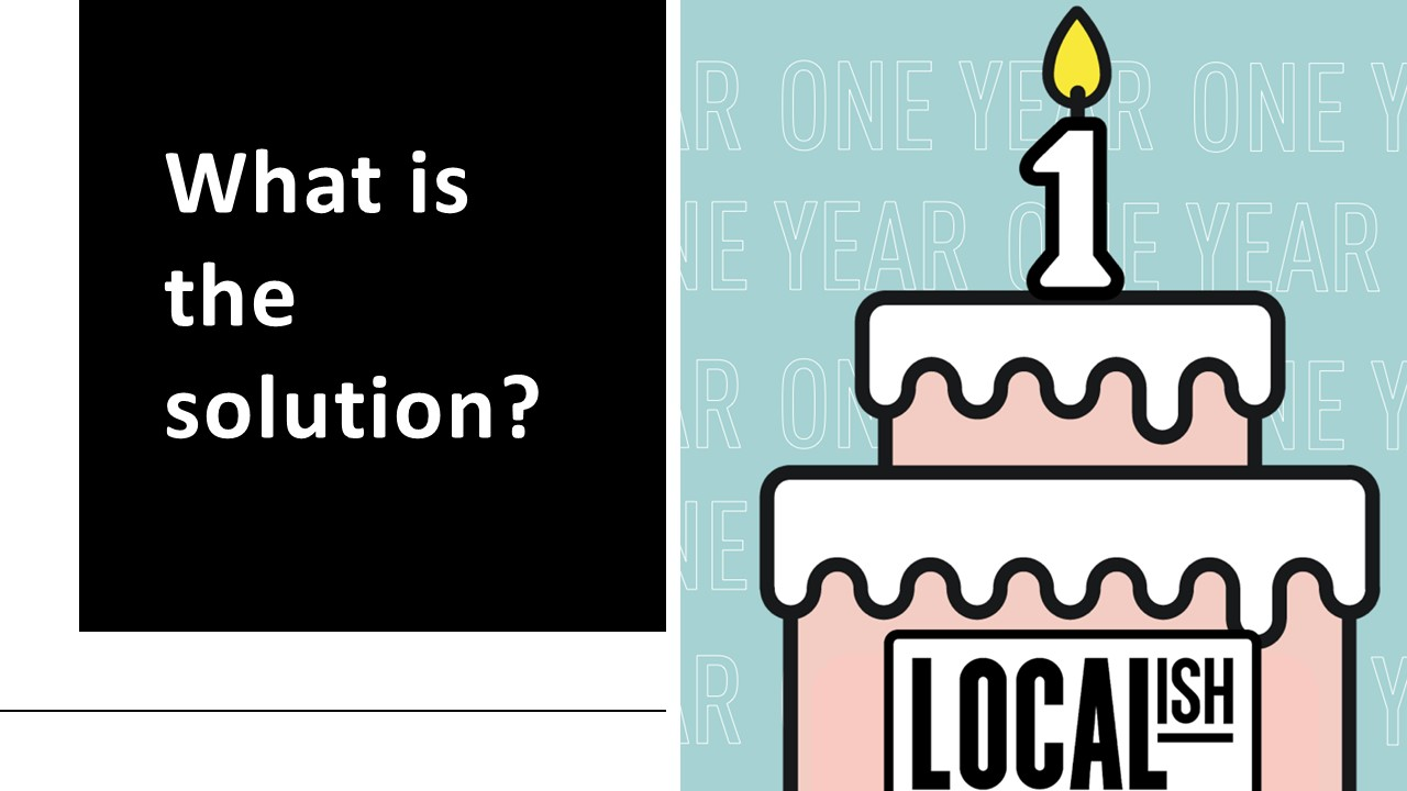 %name Beautiful Branding and a Birthday Party Build Revenue for ABC's Localish